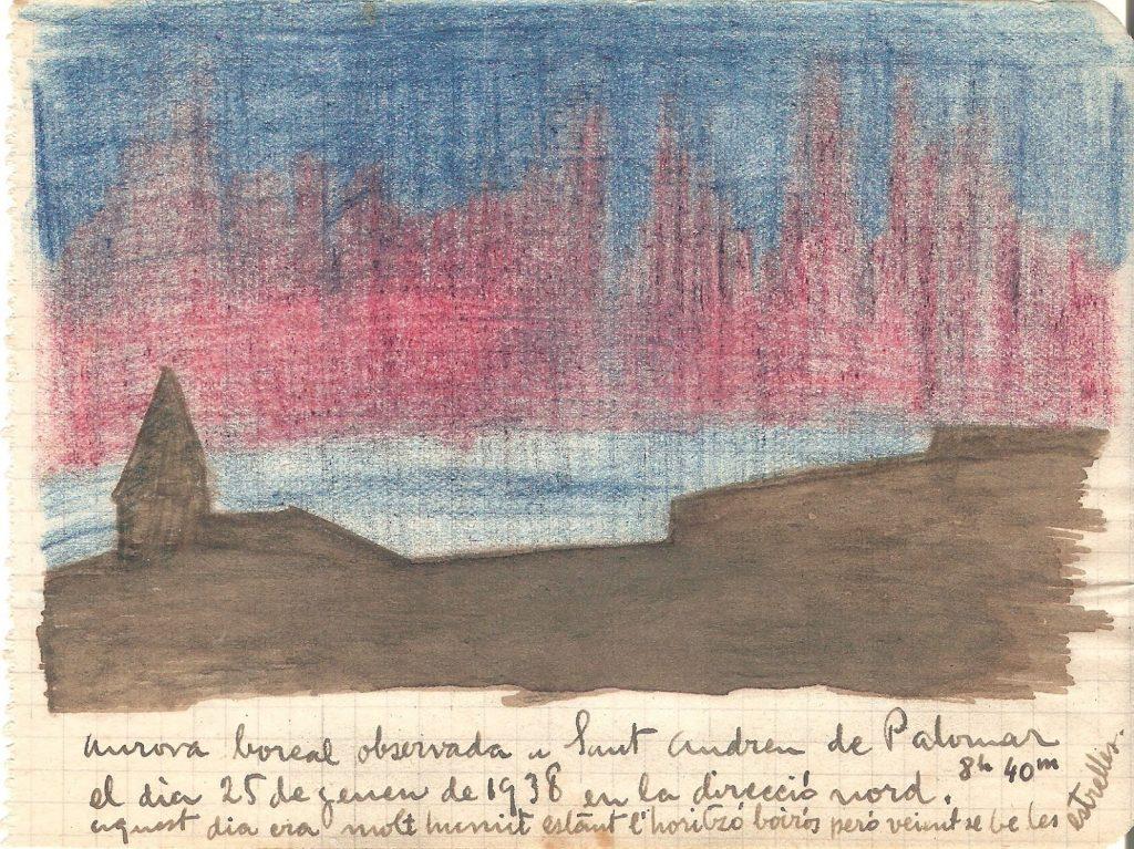 Aurora Boreal 1938