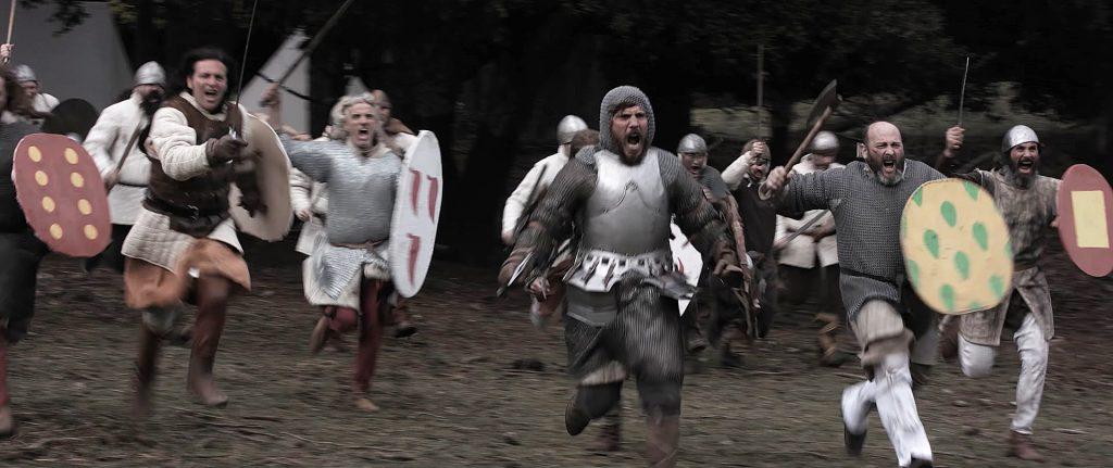 Fotograma de batalla a Pàtria