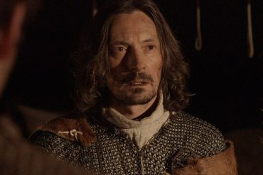 Joan Frank Charansonnet interpretant al baró Roger Bernat d'Erill.