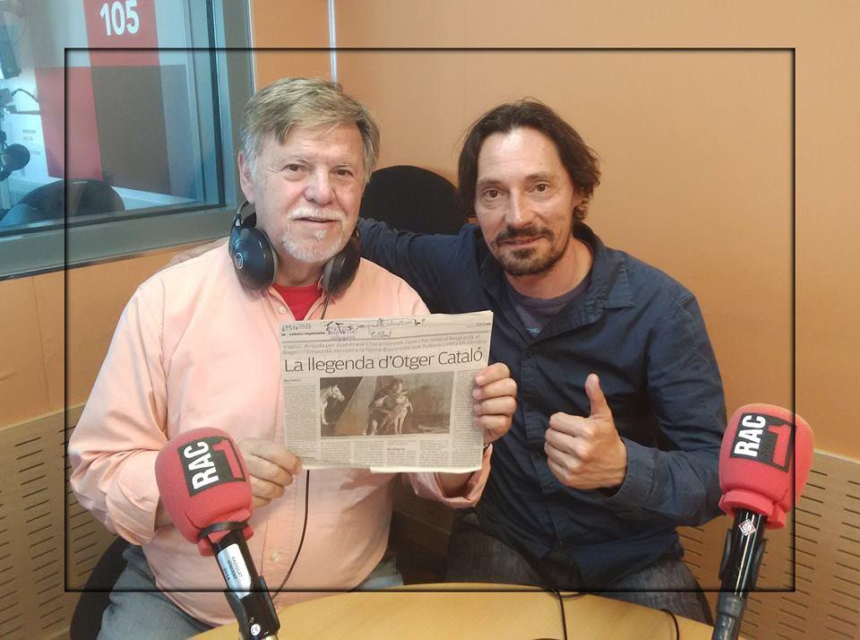 Sebastià d'Arbo i Joan Frank Charansonnet