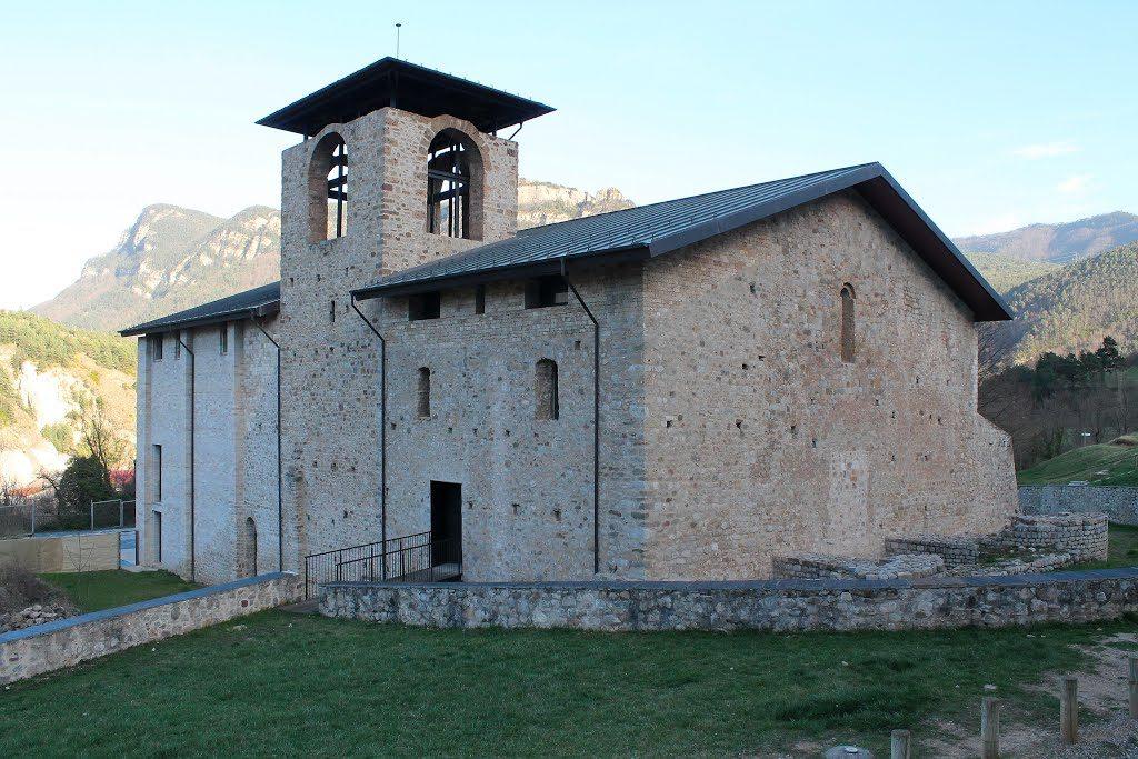 Monestir de Sant Llorenç, localització de Pàtria i la llegenda d'Otger Cataló