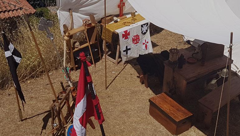 Festa dels templers de Puig-Reig. 2017