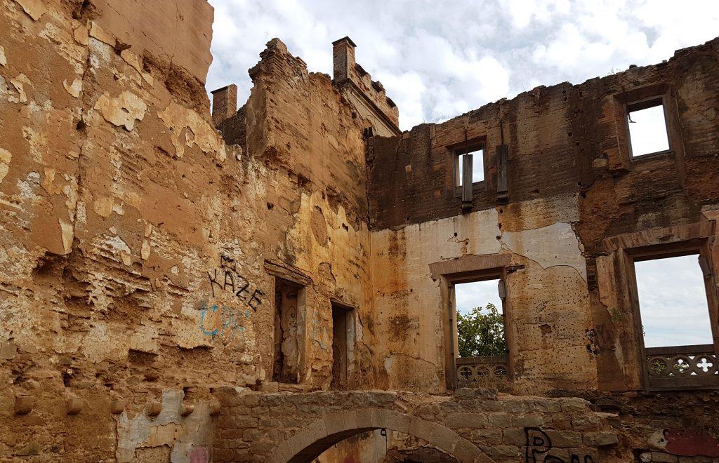 Parets de la Torre Salvana