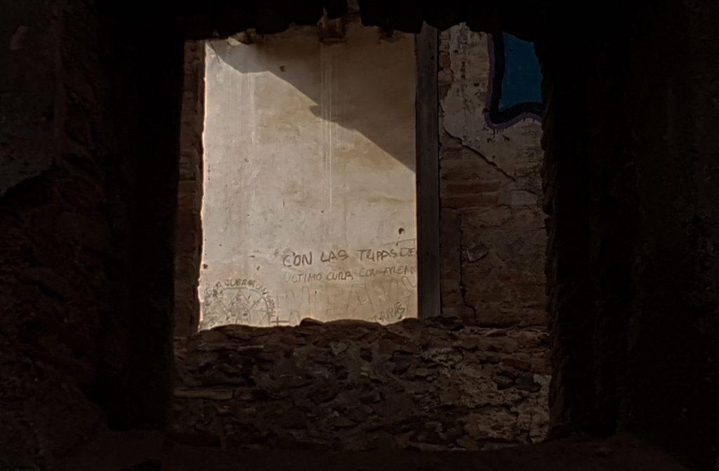 Pintades a Torre Salvana