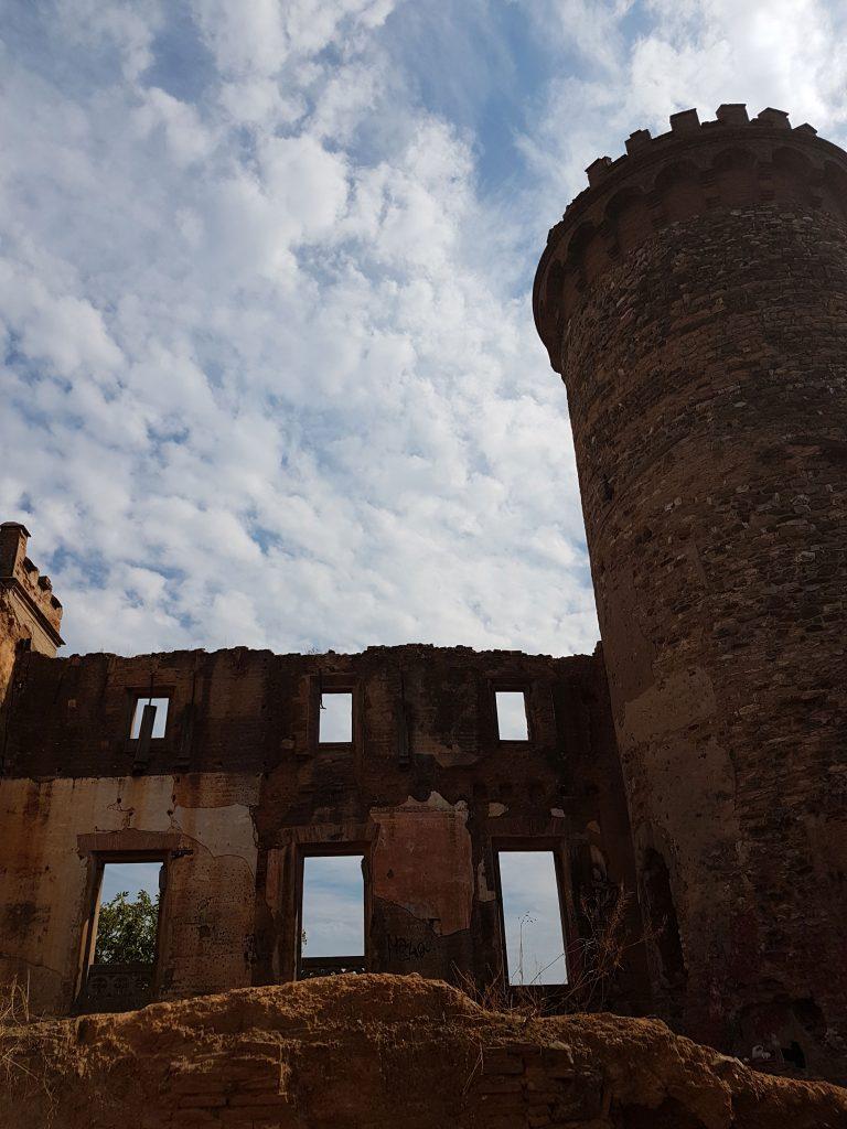 Torre Salvana a contrallum