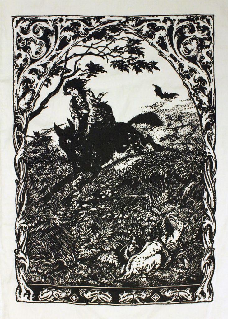 Gravat en fusta de Bernard Zuber (1926