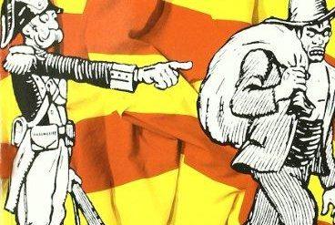 Històries de Catalunya (bruixes, capellans i bandolers), recull d'articles d'en Ramon Alberch
