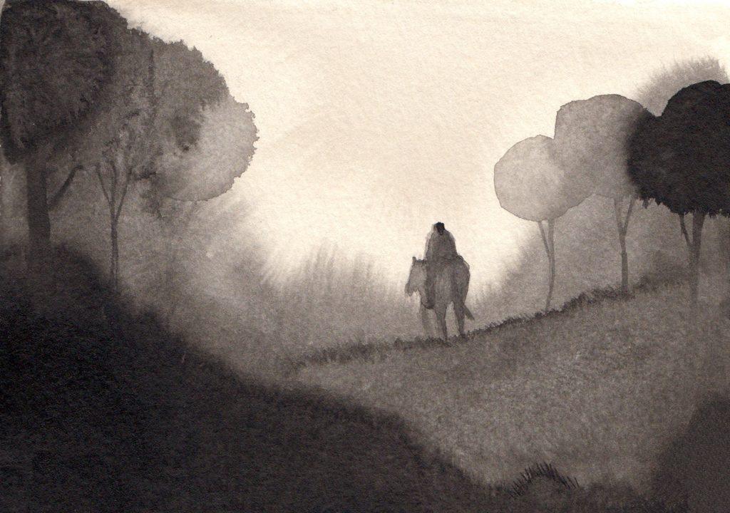 Il·lustració de La Pedra de la Llum