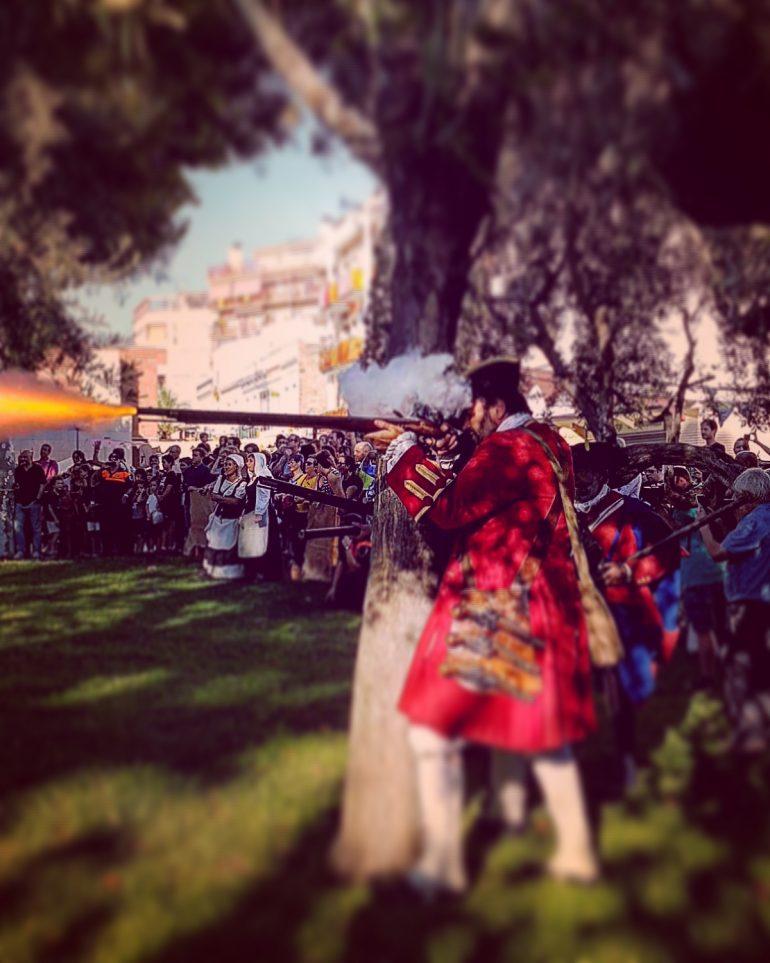 Festa dels Miquelets