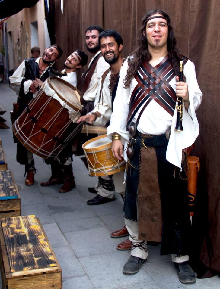 Sübitus, a la Festa del Renaixement, Tortosa