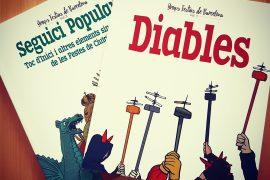 Diables i Seguici Popular, de El Cep i la Nansa