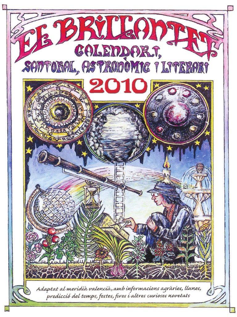 Calendari del Brillant de 2010
