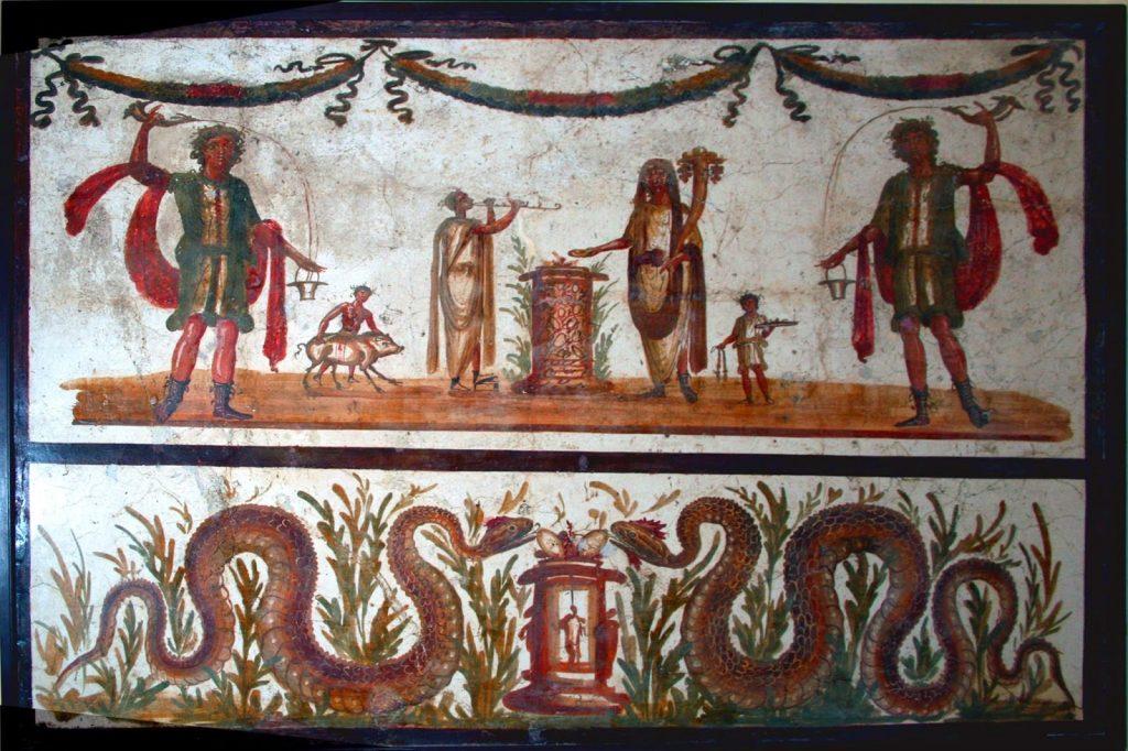 Larari de Pompeia