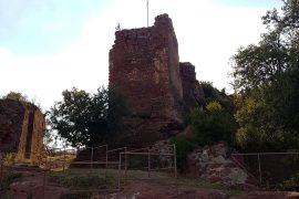 Torre de l'homenatge del castell de Cervelló