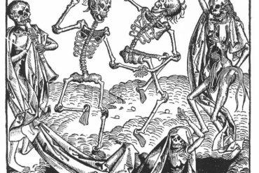 Dansa de la Mort, de Hans Holbein el Jove, segle XVI
