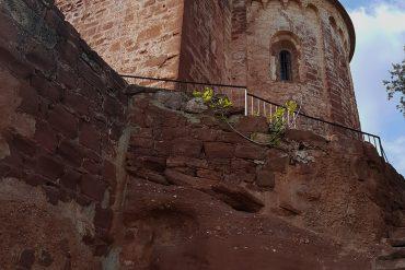 Santa Maria de Cervelló, de les seves escales mil·lenàries estant