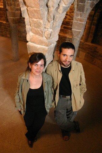 Mercè Masnou i Joan Llongueras