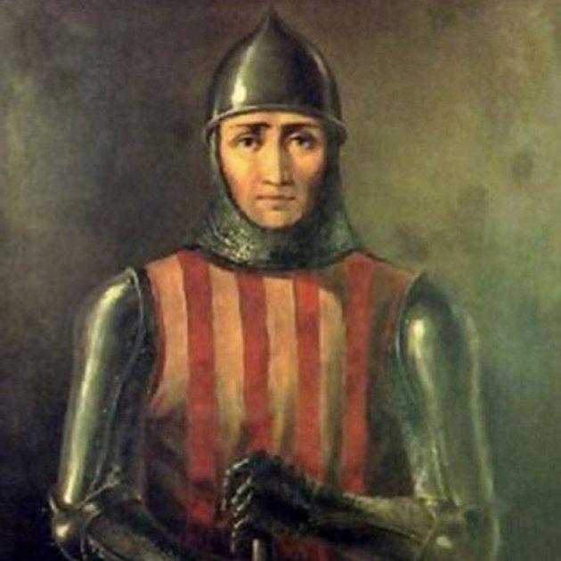 Roger de Llúria, el gran almirall de l'Armada Reial, fou un noble italià d'ascendència normanda. Avui no en parlarem d'ell